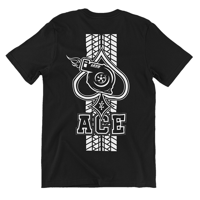 T-Shirt ACE TEE TURBO Limited Edition