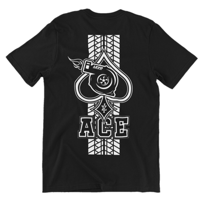 LEYO T-Shirt ACE TEE TURBO Limited Edition