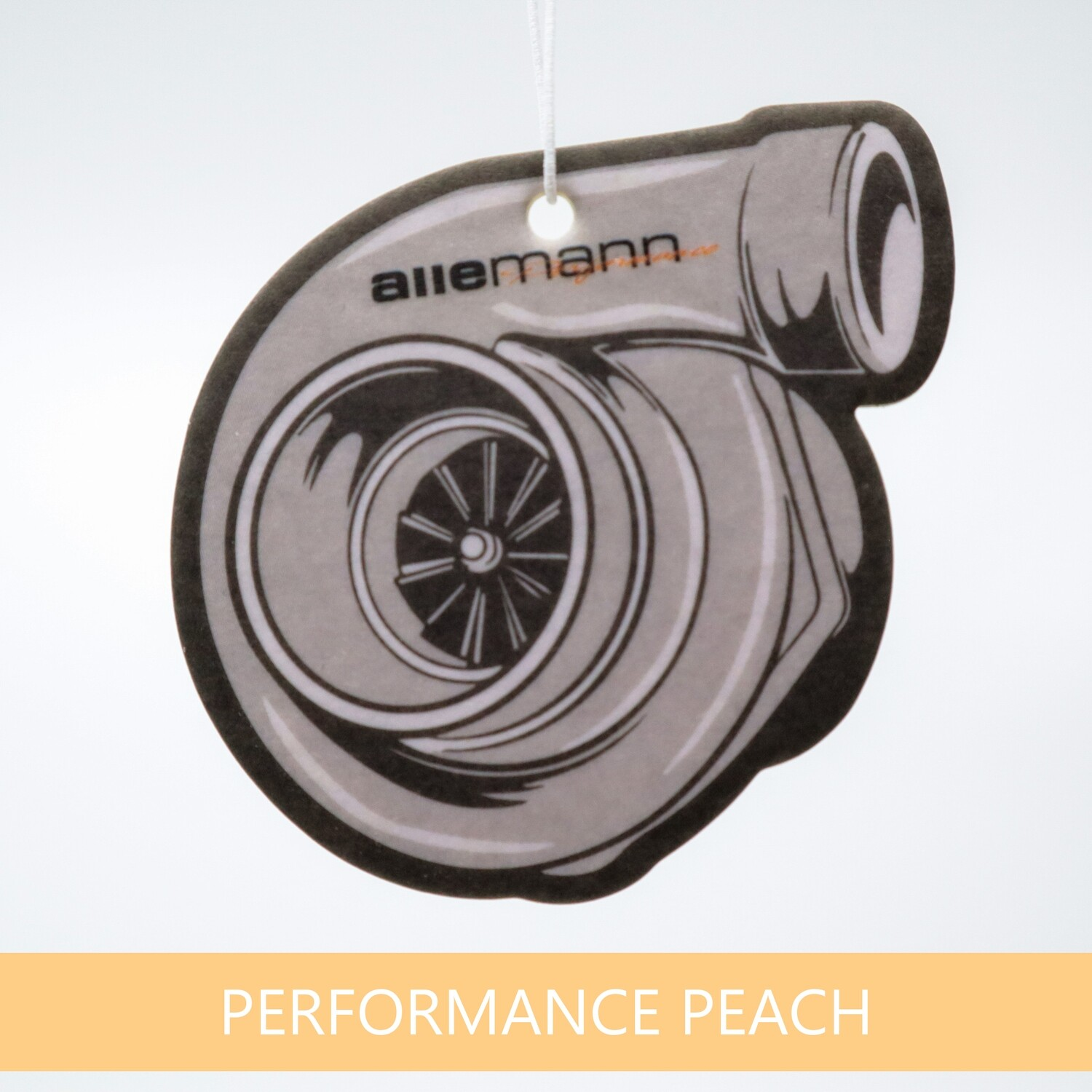 Allemann Turbo Duftbaum Air Freshener Peach