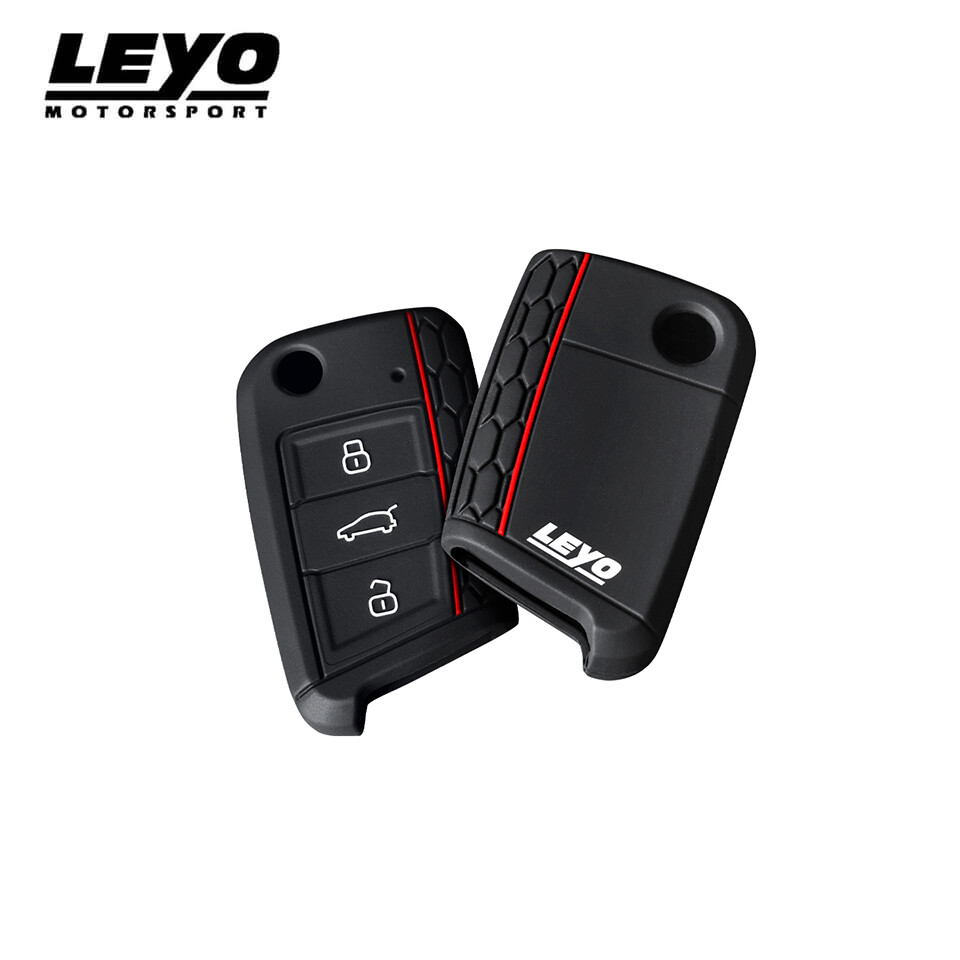 LEYO Autoschlüssel Schutzhülle Cover