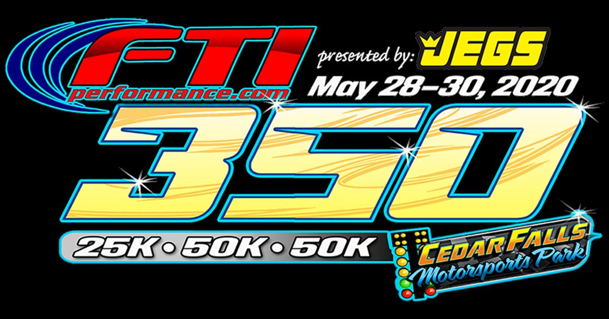 FTI 350 Thursday 25K Entry