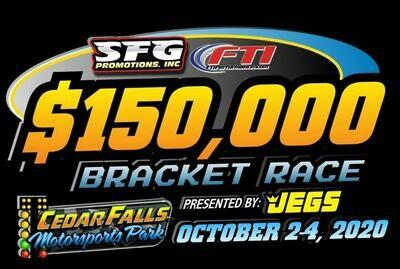 FTI $150,000 (100K & 50K races)