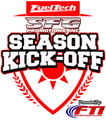 January 20 - Raffle #2021-14 (2) Winners in FuelTech SFG Season Kick-Off Race