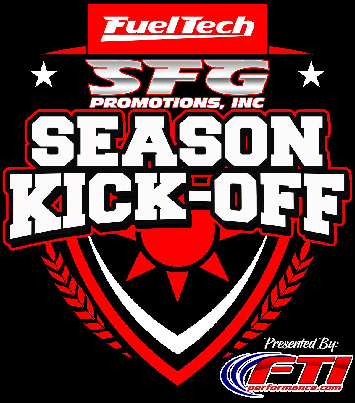 February 22 - Raffle #2021-22 (3) Winners in FuelTech SFG Season Kick-Off Race