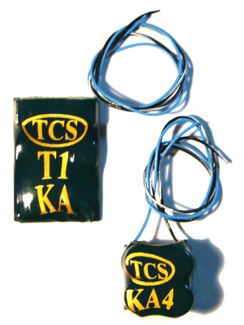TCS T1KA Standard DCC Decoder with KEEP ALIVE®
