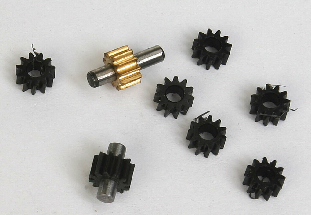 Northwest Shortline 187-6 Replacement Transfer Gears for Roundhouse Shay Locomotives HO Scale