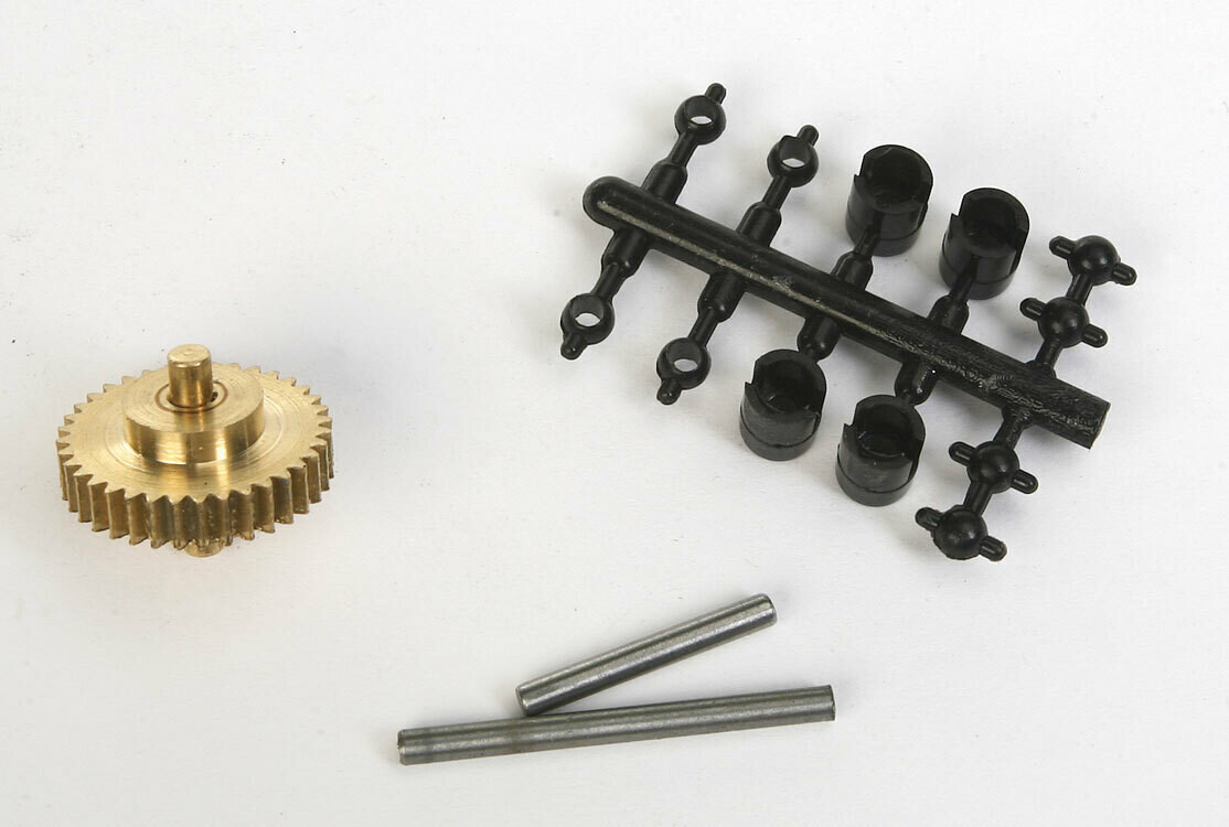 Northwest Shortline 188-6 Replacement Bull Gear for Roundhouse Shay Locomotives HO Scale