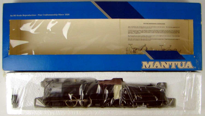 "Mantua 339-020 Pennsy 4-4-2 Atlantic E6 Locomotive #460 ""Lindbergh Special"" HO Scale"