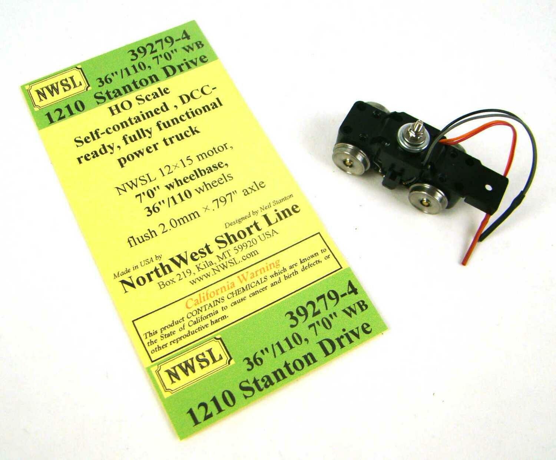 Northwest Shortline 1210 39279-4 Stanton Drive HO Scale