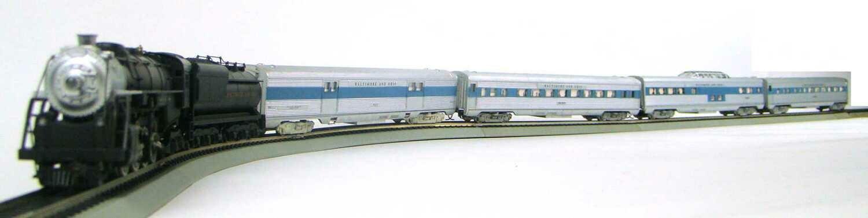 Mantua Heritage Collector B&O Passenger Train Set HO Scale