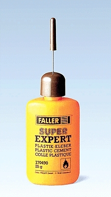 Faller 170490 Super Expert Plastic Cement