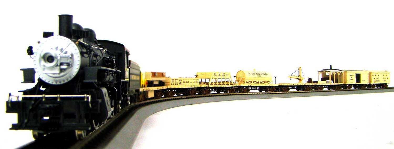 MRRHQ Custom IHC B&O Maintenance of Way Train Set HO Scale