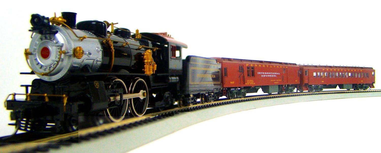 """MRRHQ Limited Edition Mantua/Con-Cor 1927 """"Lindbergh Special"""" Train Set w/Soundtraxx TSU750 DCC/Sound HO Scale"""