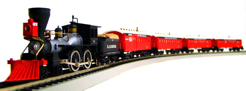 MRRHQ Custom Vintage Limited Edition Mantua 626-097 D.S.P.&P.R.R. 1890s Passenger Train Set HO Scale
