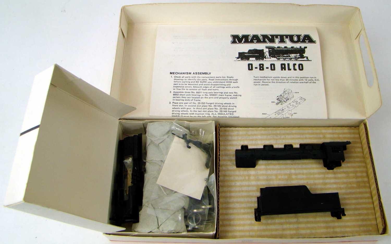 Mantua 514 Alco USRA 0-8-0 Switcher Locomotive Kit HO Scale