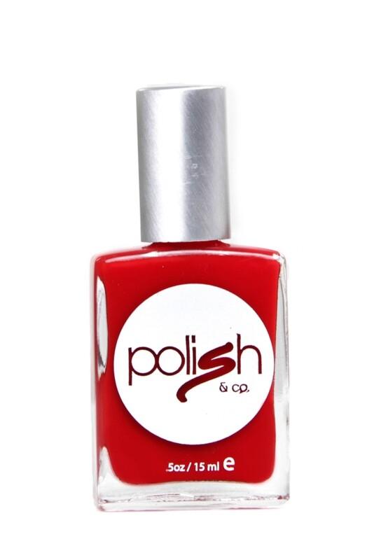 Polish&Co. Nail Polish (Multiple Color Options)