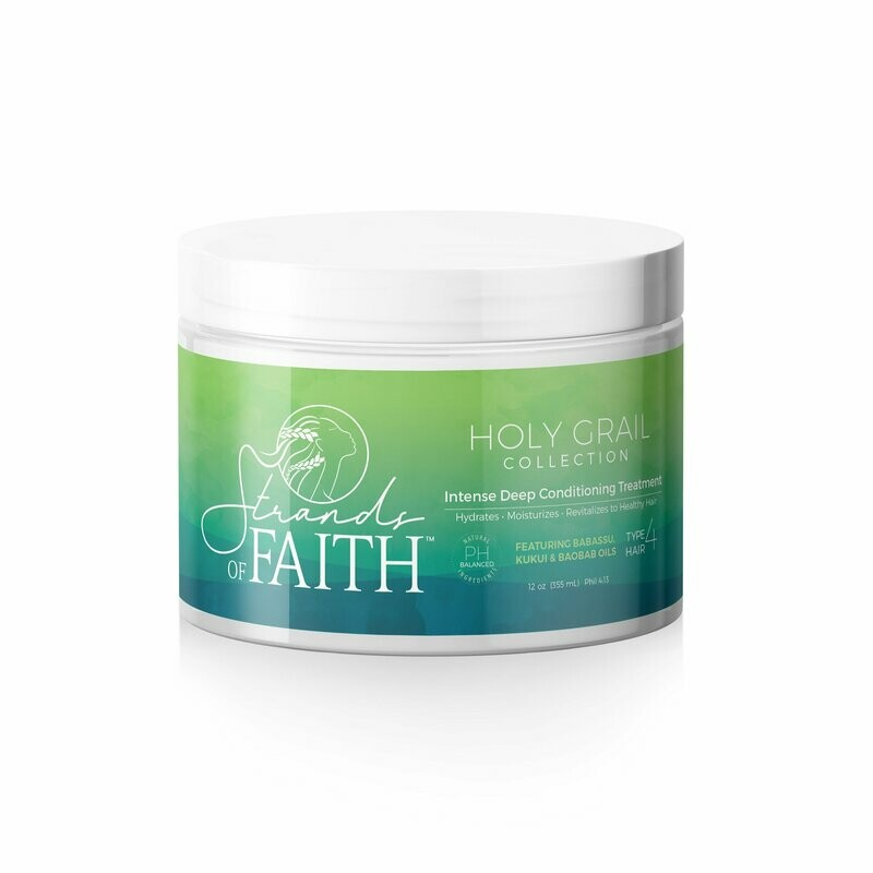 Strands Of Faith Intense Deep Conditioning Treatment