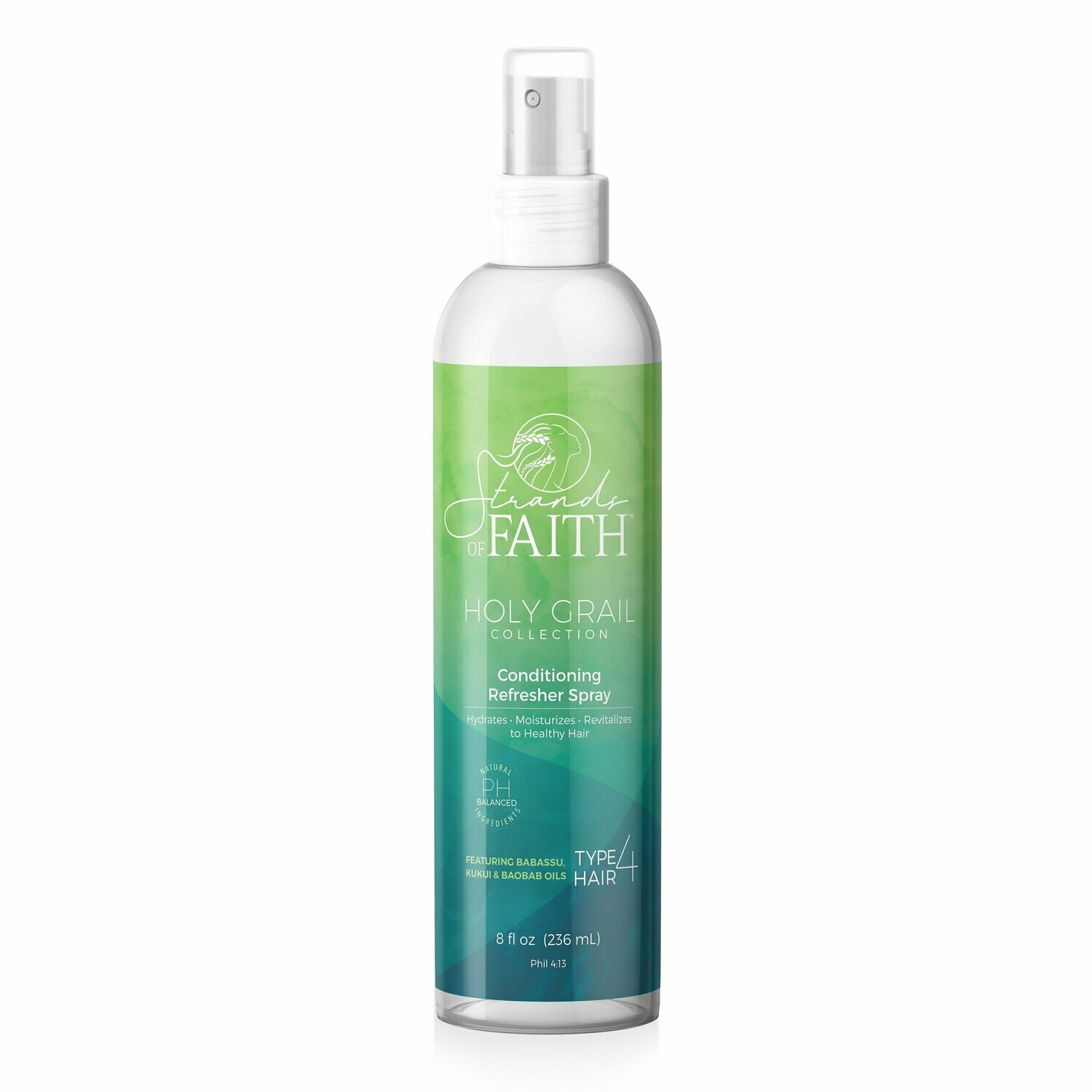 Strands Of Faith Conditioning Refresher Spray