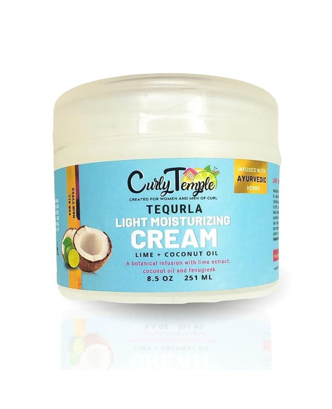Curly Temple TE-QURL-LA Light Curl Cream