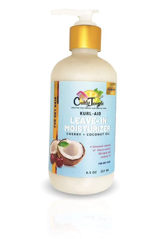 Curly Temple Kurl Aid Leave-In Conditioner