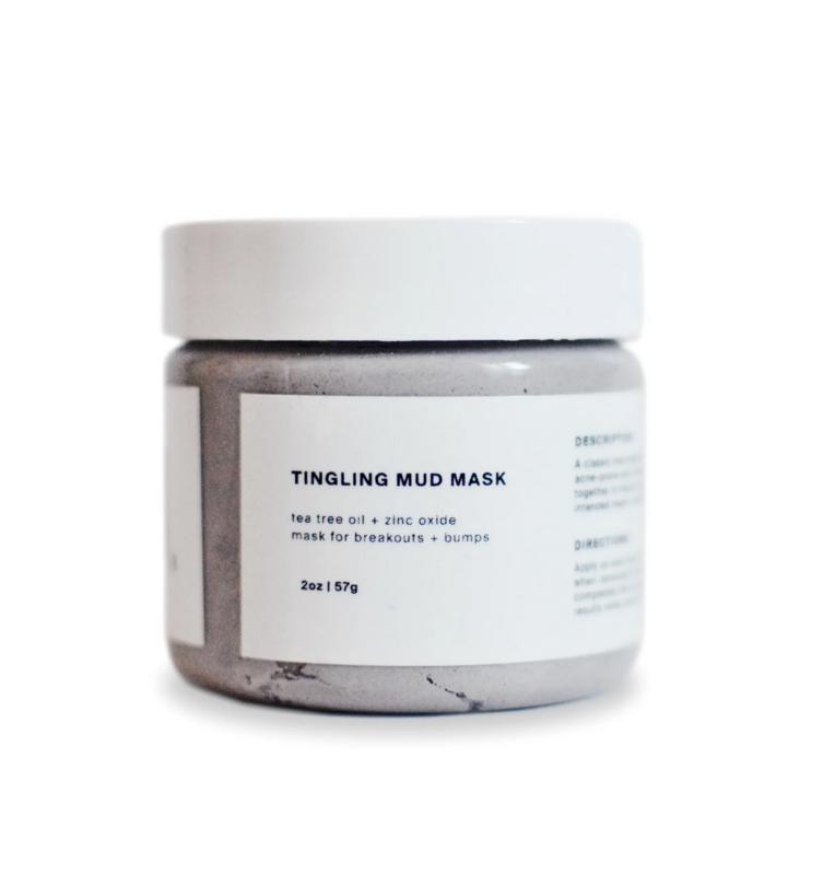 ROSEN Skincare Tingling Mud Mask