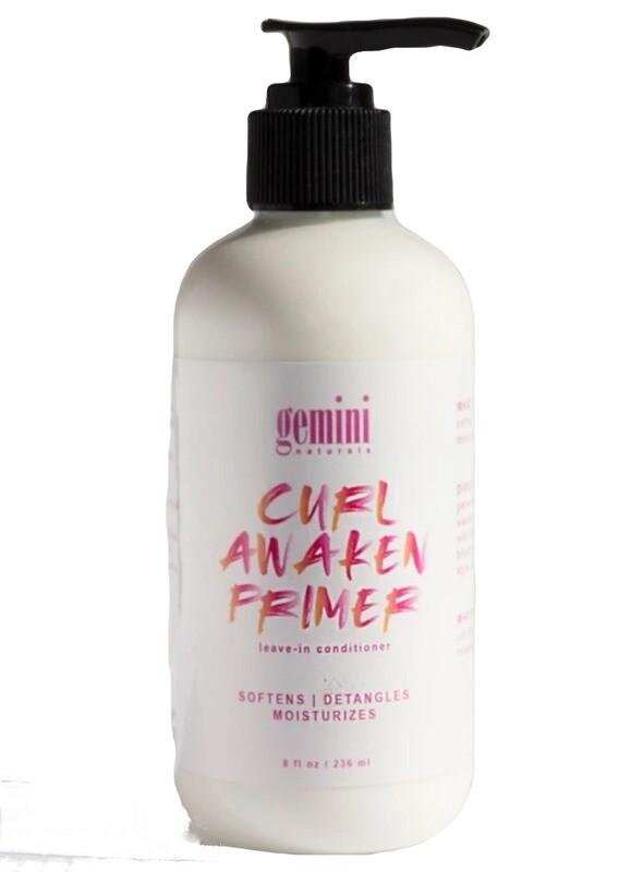 Gemini Naturals Curl Awaken Primer