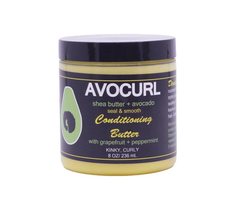 AVOCURL Conditioning Butter