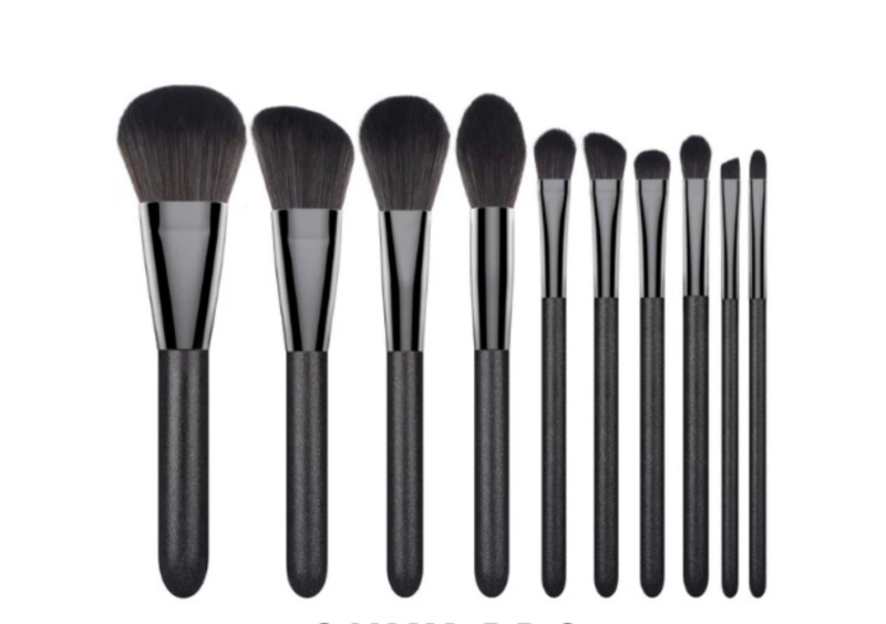 Fixate Cosmetics ONYX PRO 10PC BRUSH SET