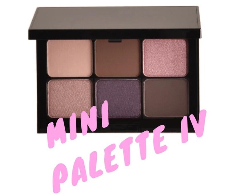 Fixate Cosmetics Mini Makeup Palette