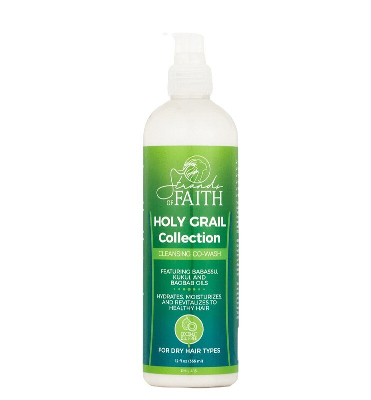 Strands Of Faith Cleansing Co-Wash
