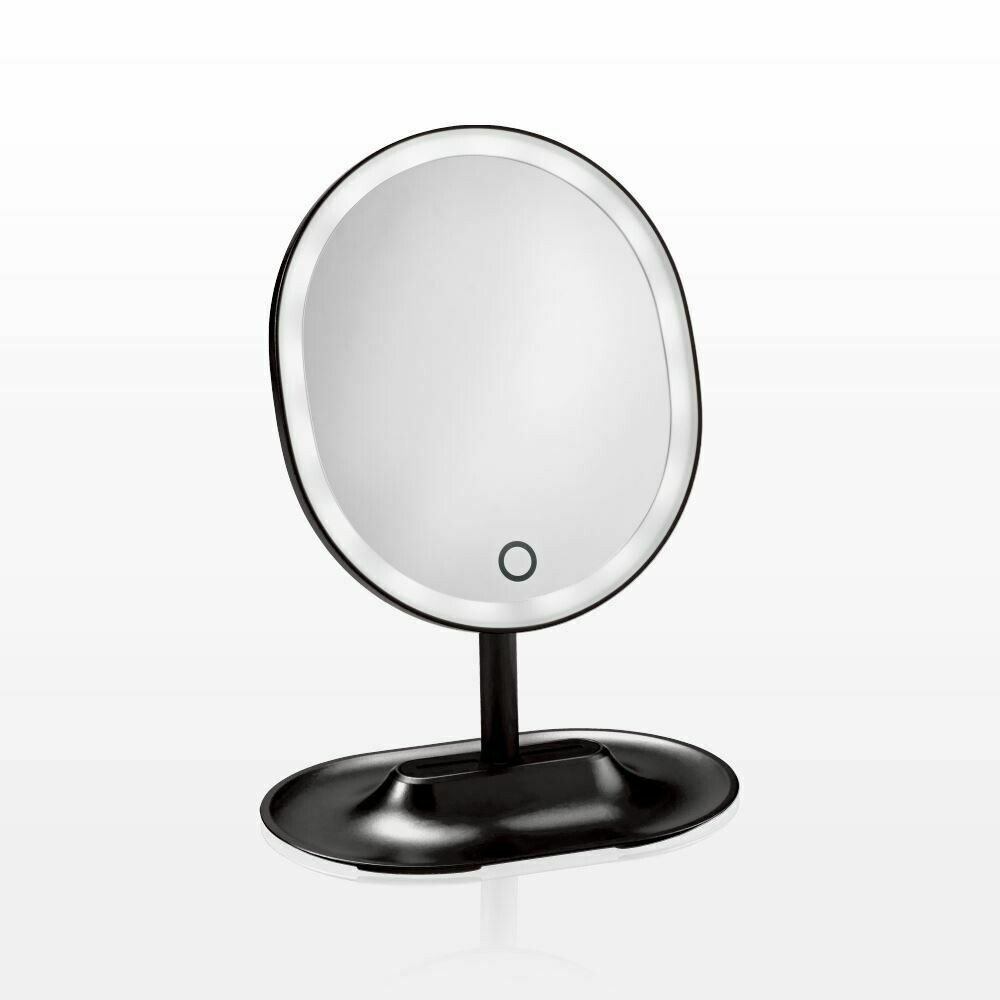 Dosso Beauty LED Lighted Table Top Cosmetic Mirror