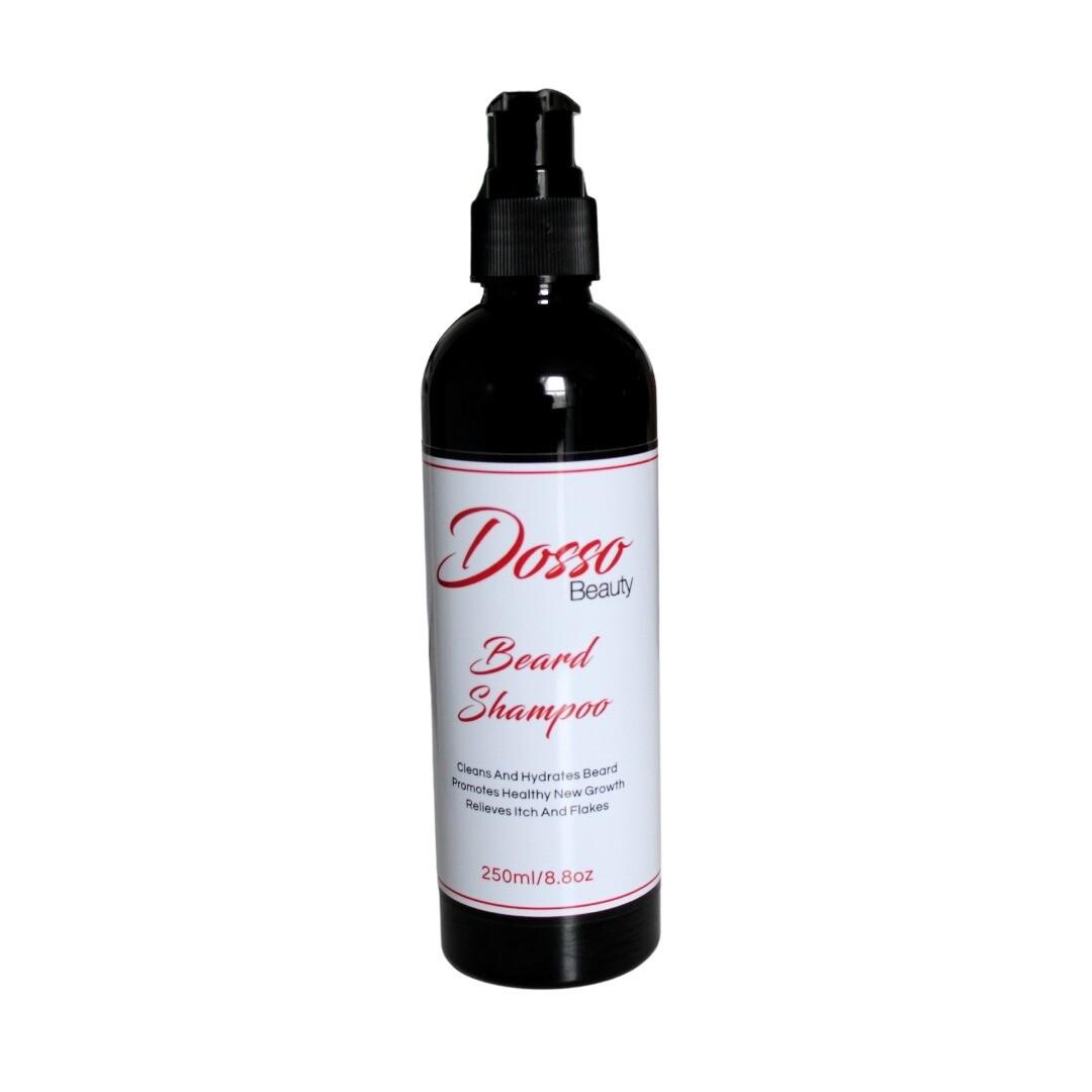 Dosso Beauty Beard Shampoo