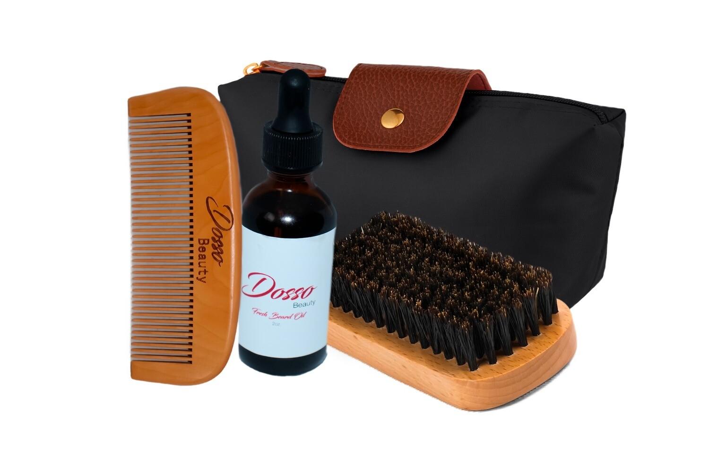 Dosso Beauty Beard Kit