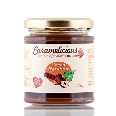 Cocoa Hazelnut Caramel Spread