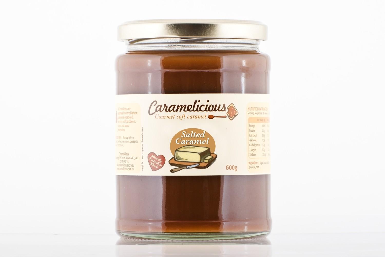 Salted Caramel 600g