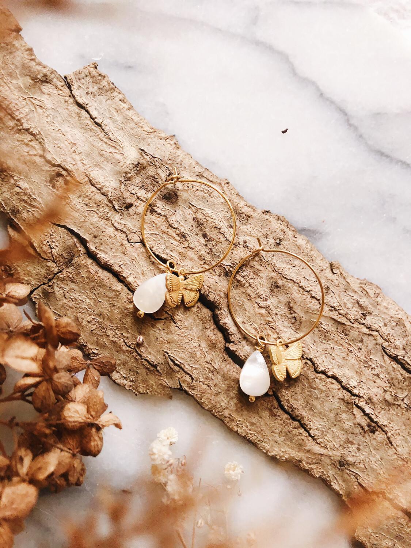 Juwelen: oorbellen