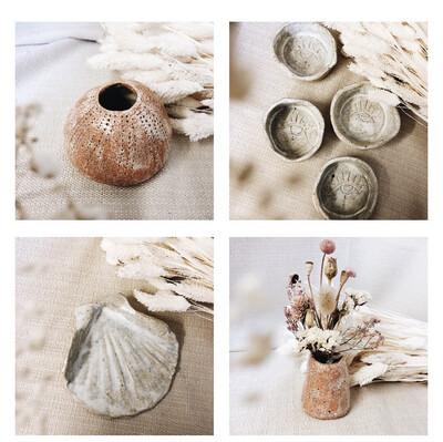 Handgemaakte keramiek