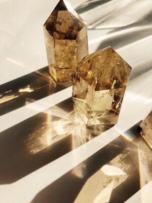 Losse kristallen
