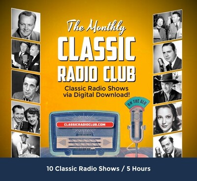 Classic Radio Club Past Release #05 (Digital Download only)