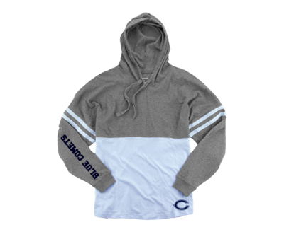 Blue Comet Hooded Pullover (Boxercraft)