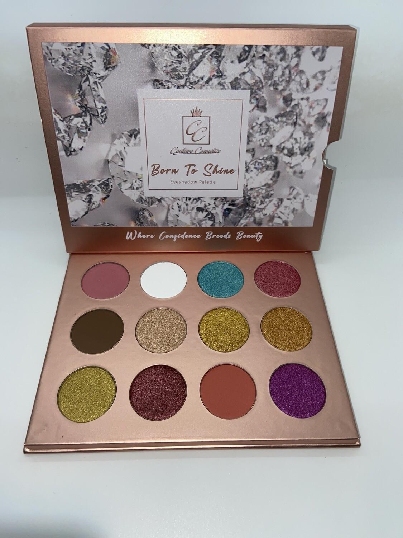 BORN TO SHINE Eyeshadow Palette