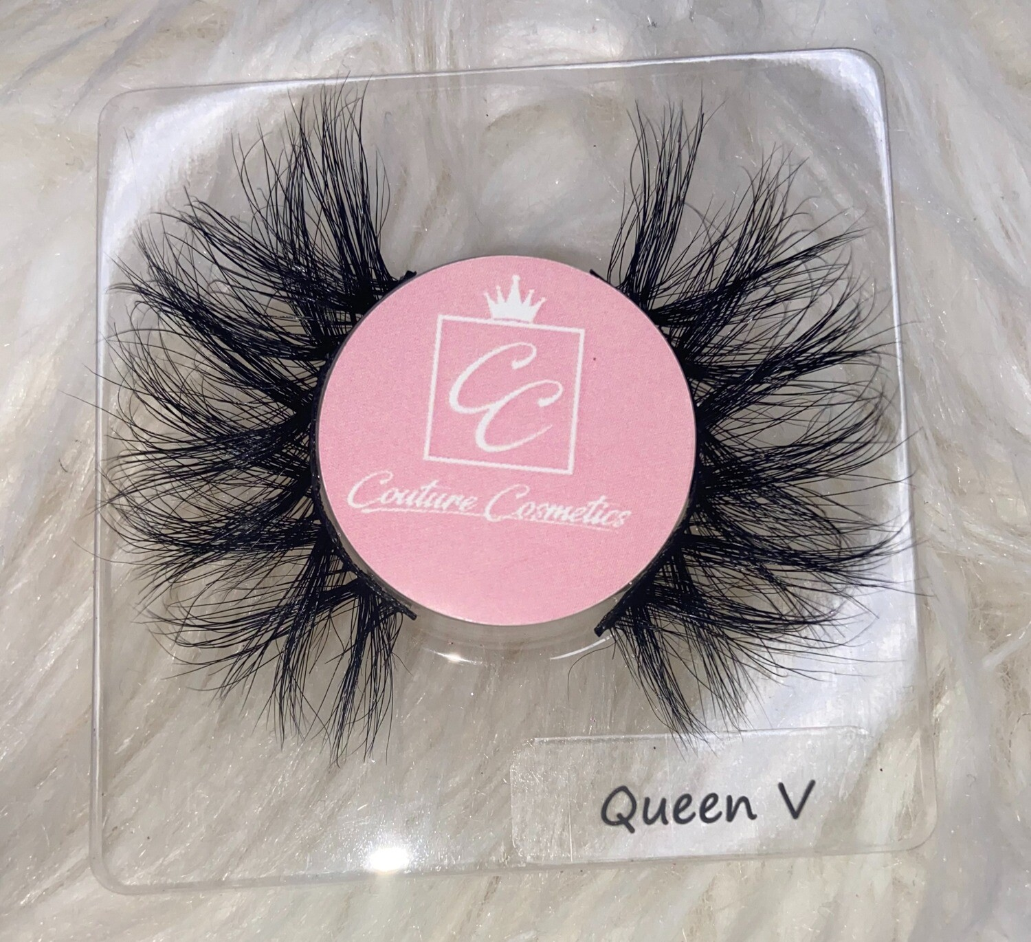 Luxury Mink Lashes:25mm