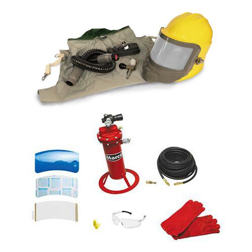 Blasting Helmet Packages  - Base Package