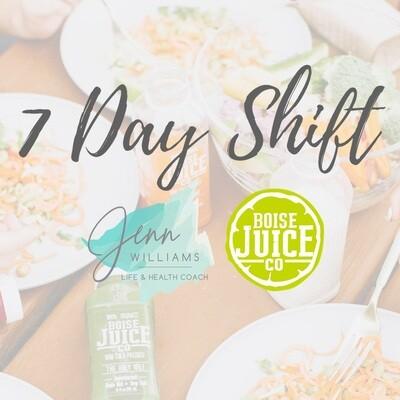 7 Day Shift