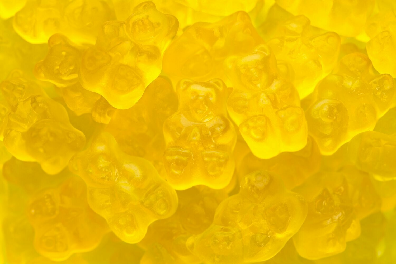 Gummi Bears Mango 5lb