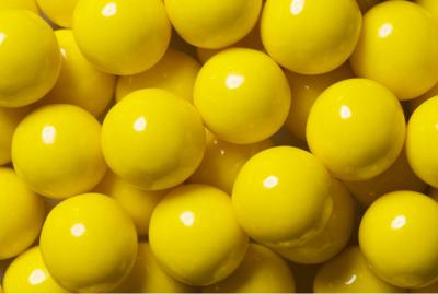 Gumball Yellow 2lb