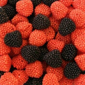 Haribo Raspberries 5lb