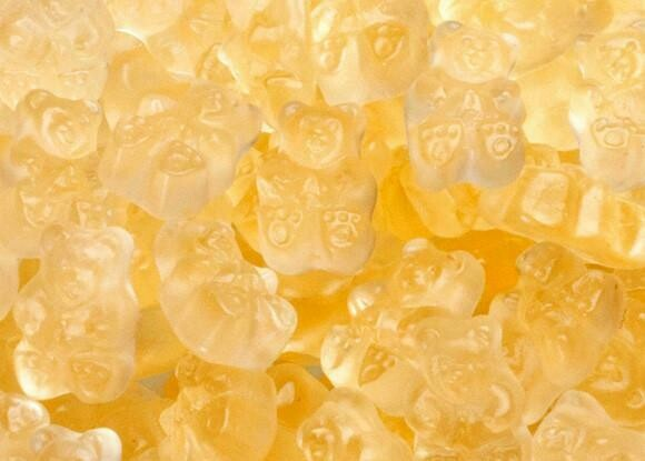 Gummy Bear Pineapple 5lb