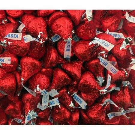 Kisses Red 4.2lb