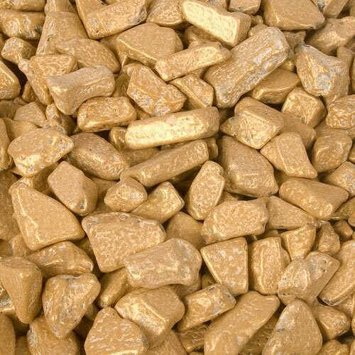 Chocolate Rocks Gold 2.5lb